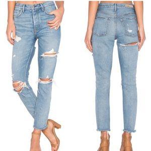NEW GRLFRND Karolina A little more love jeans